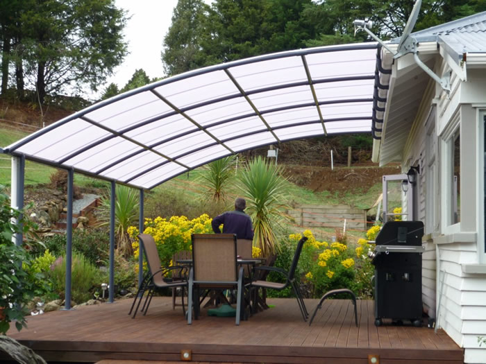 Shade sails verandah curtains and other outdoor canvas covers kamo canvas whangarei - Canvas canopy ...