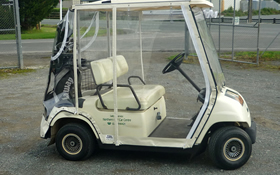 golf cart clears